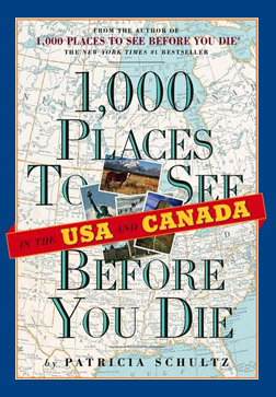 1000 Places to See Before You Die 2007