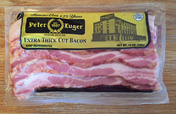 Peter Luger Extra Thick Cut Bacon