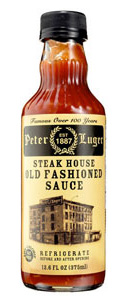 Peter Luger Steak House Old Fashioned Sauce